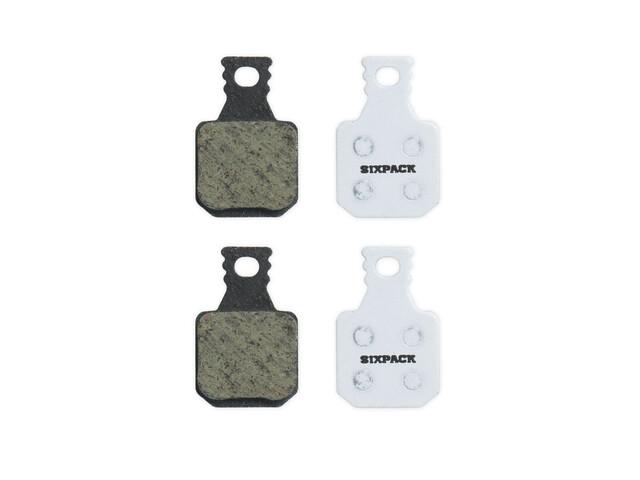 Sixpack Magura MT7 4 pistones - Pastillas de freno - orgánico beige